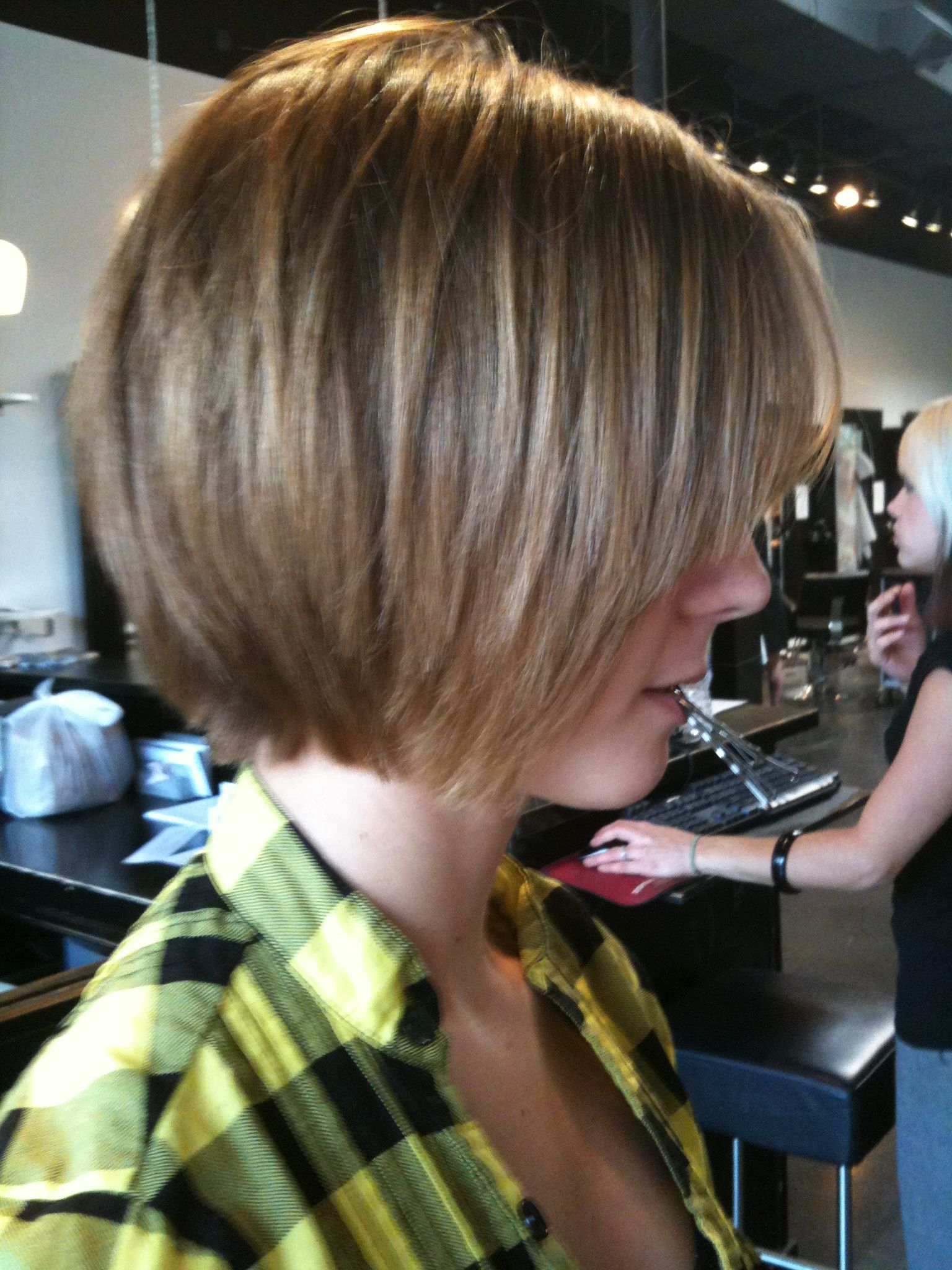 Pin On My Hair Obsession For Jaw Length Shaggy Bob Hairstyles (Gallery 19 of 20)