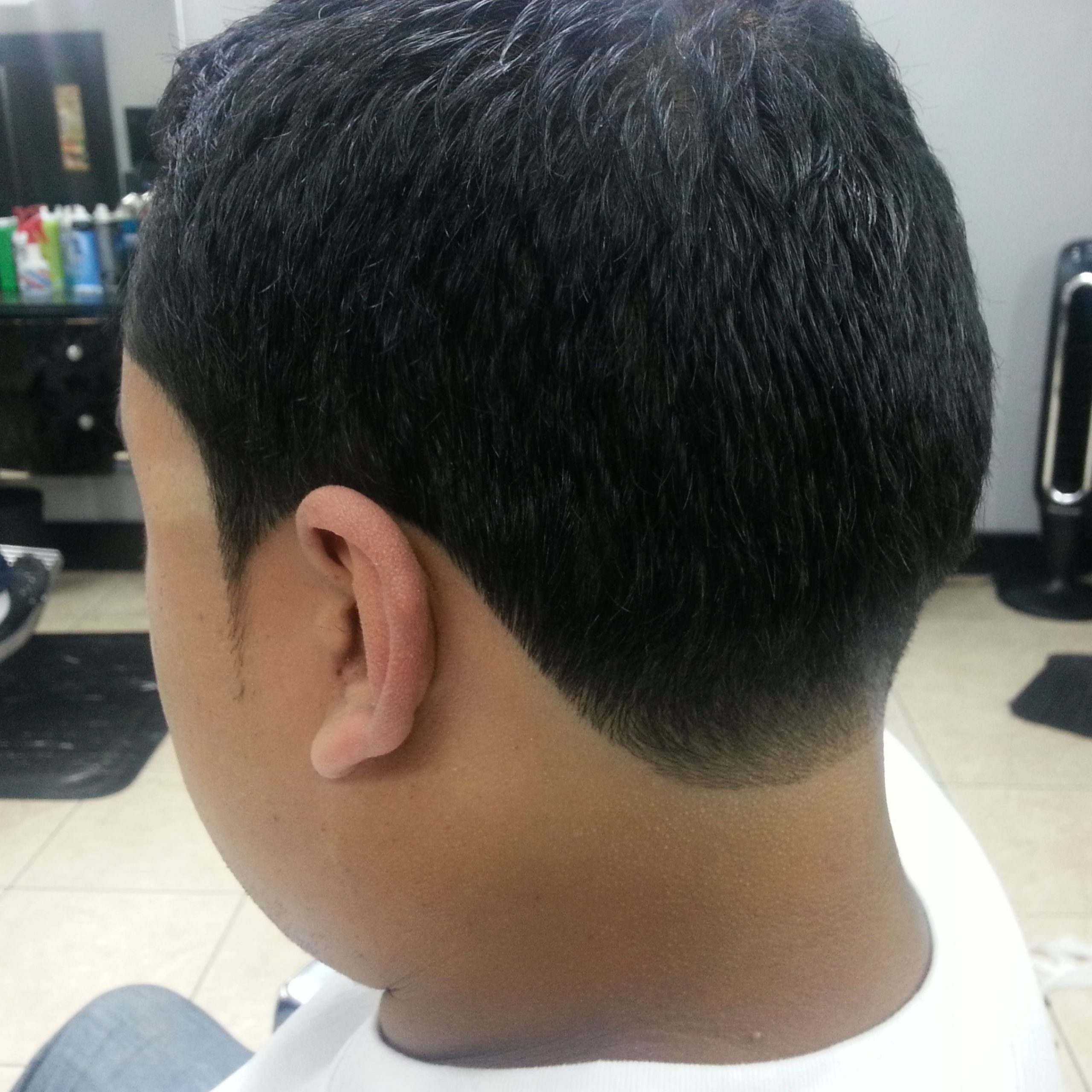Pin On Natural Short/tapered Hair With Regard To Pixie Haircuts With Tapered Sideburns (View 4 of 20)