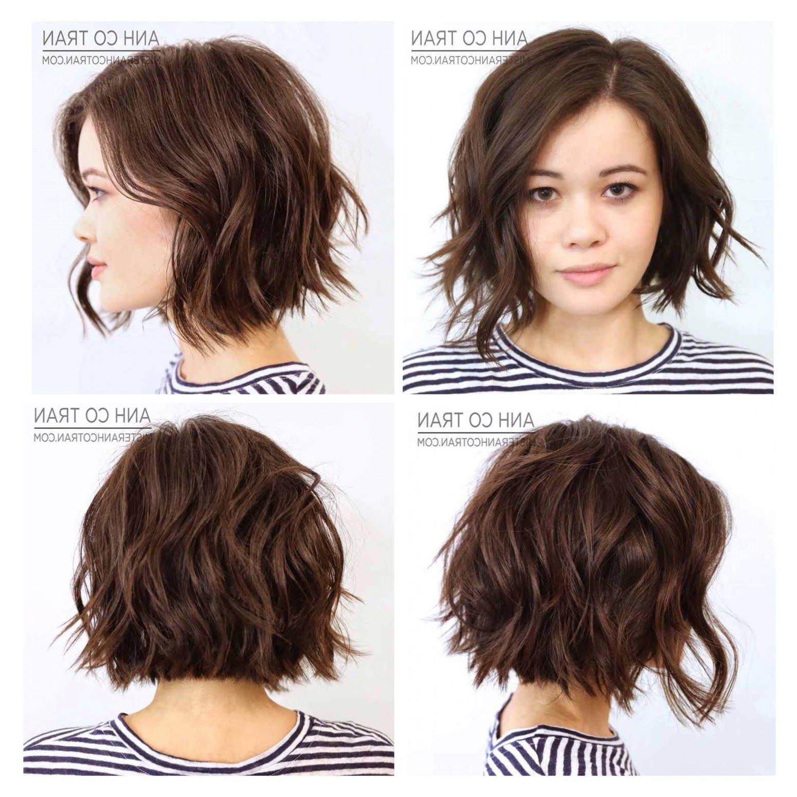 Pintara Catalano Studios On Hair | Hair, Hair Cuts, Hair For Slightly Angled Messy Bob Hairstyles (Gallery 4 of 20)