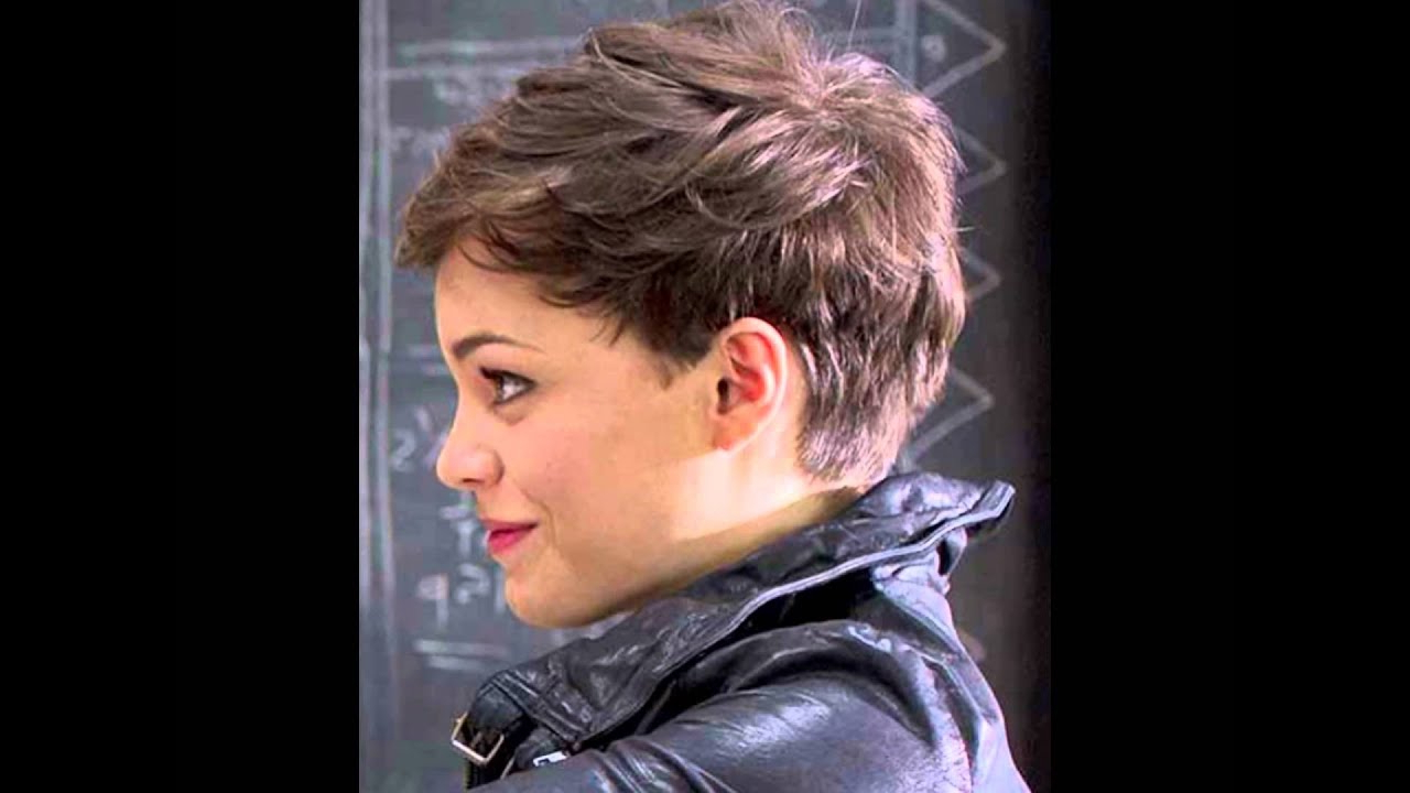 Pixie Haircut For Round Face Regarding Pixie Hairstyles For Round Faces (View 12 of 20)