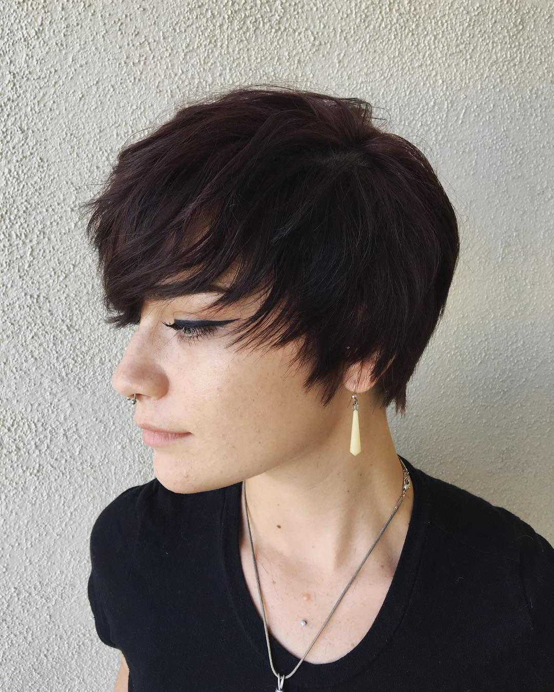 Pixie Haircuts For Beauty Laides 2019 – Page 26 Of 41 Intended For Minimalist Pixie Bob Haircuts (View 5 of 20)