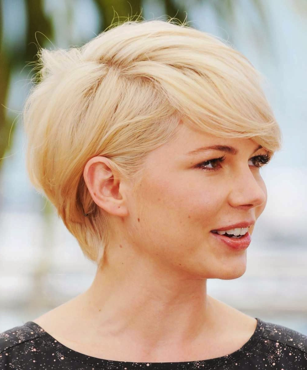 Pixie Haircuts For Round Faces With Pixie Hairstyles For Round Faces (View 6 of 20)