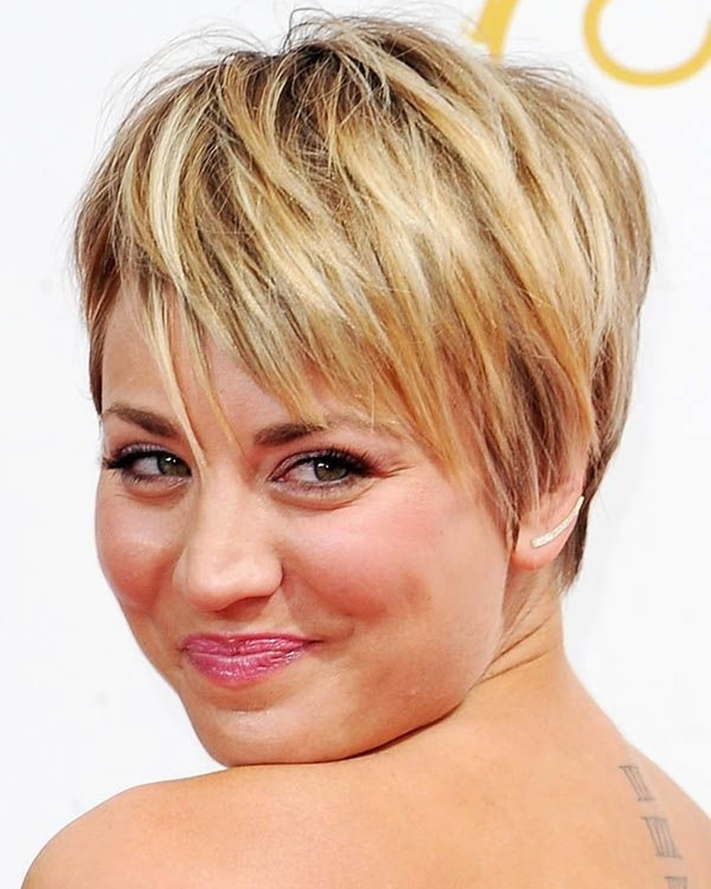 Pixie Hairstyles Fine Hair For Round Face 2018 2019 – Best With Regard To Pixie Hairstyles For Round Faces (View 17 of 20)
