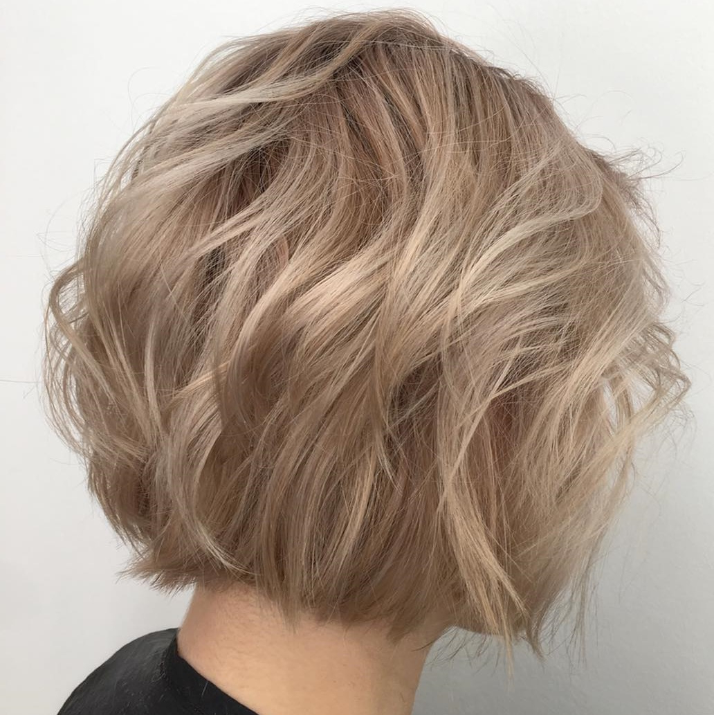 Popular Tousled Auburn Bob Haircuts Intended For 35 Cute Short Bob Haircuts Everyone Will Be Obsessed With In (View 16 of 20)