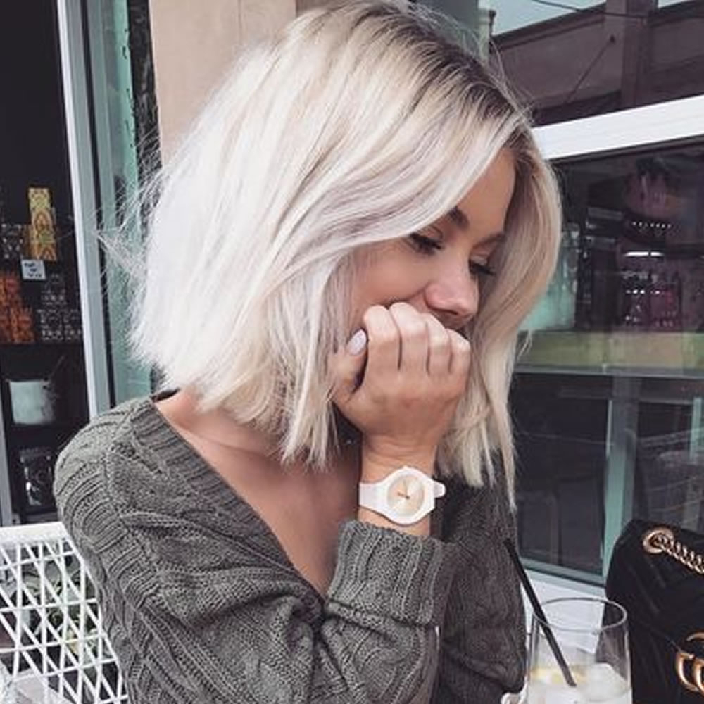 Preferred Mid Length Layered Ash Blonde Hairstyles For Shoulder Length Haircuts (Layered, Wavy, Curly Medium (Gallery 15 of 20)