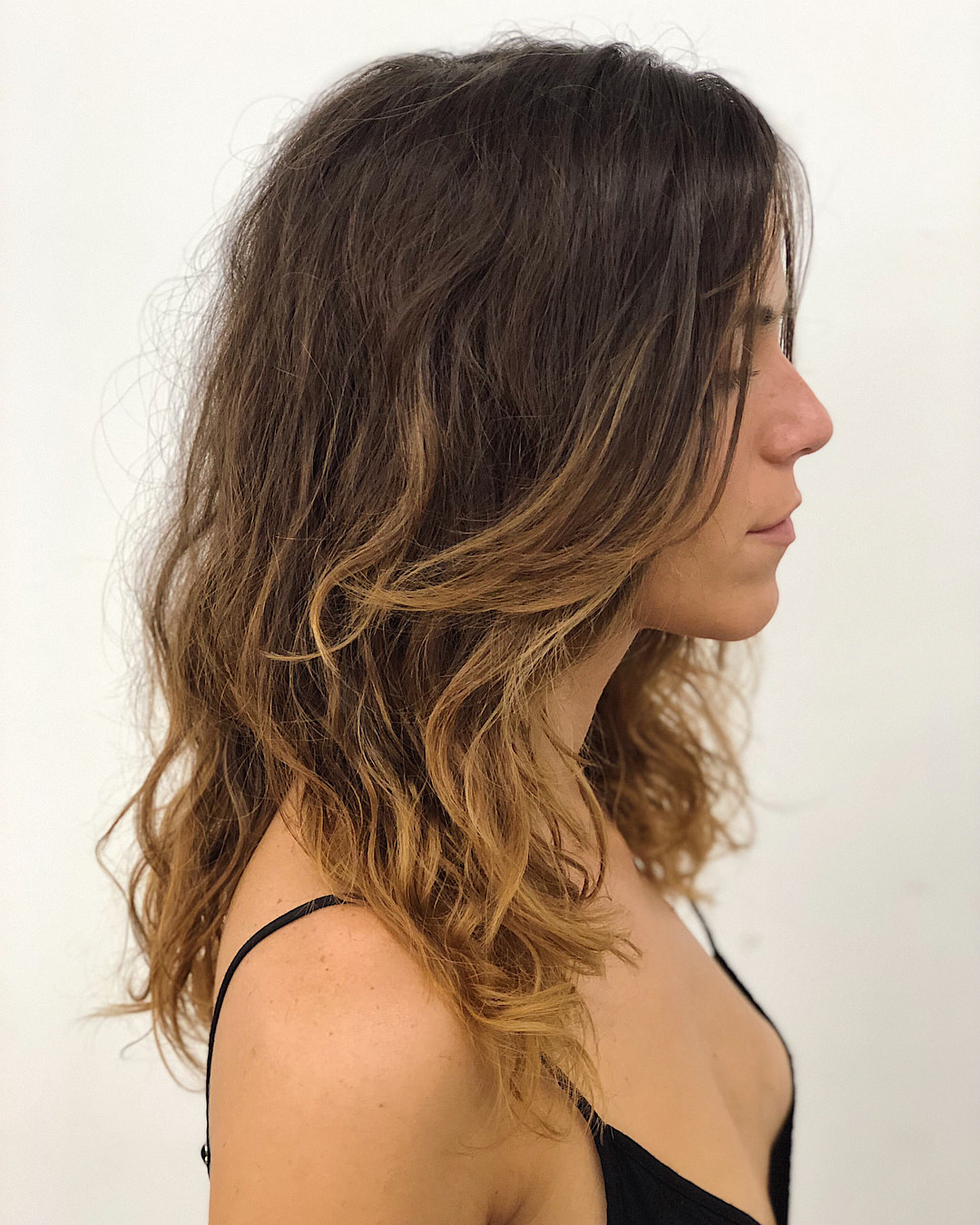 Preferred Shag Haircuts With Blunt Ends And Angled Layers Inside 125 Coolest Shag Haircuts For All Ages – Prochronism (Gallery 14 of 20)