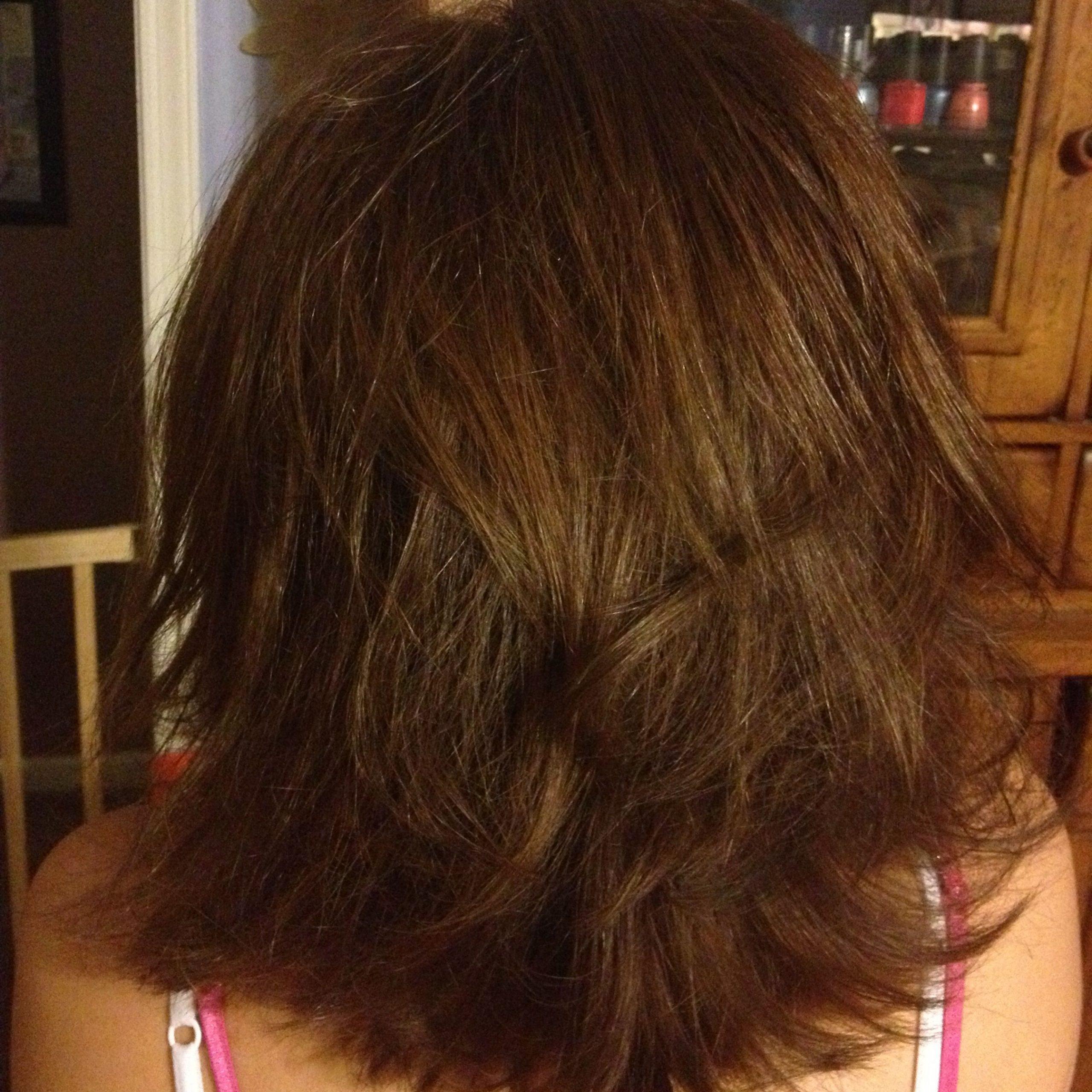 Razored Layered Bob Medium Length Hair (View 7 of 20)