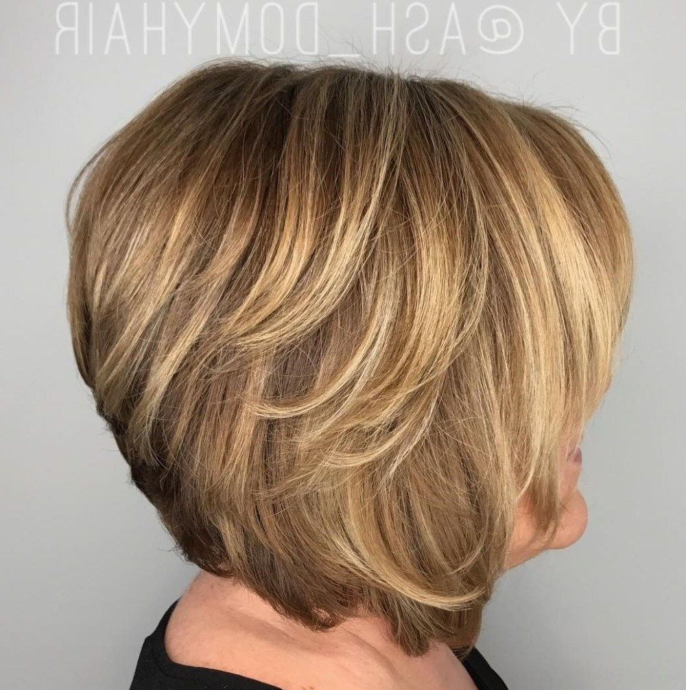 Recent Cute Sliced Brunette Shaggy Haircuts Within Pin On Hairstyles (View 17 of 20)