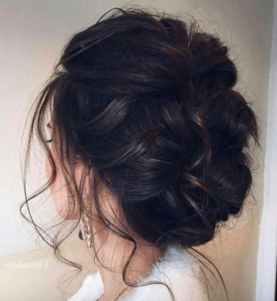 Recent Silver White Wispy Hairstyles Pertaining To 142 Easy And Stunning Prom Hairstyles For Any Type Of Hair (View 15 of 20)