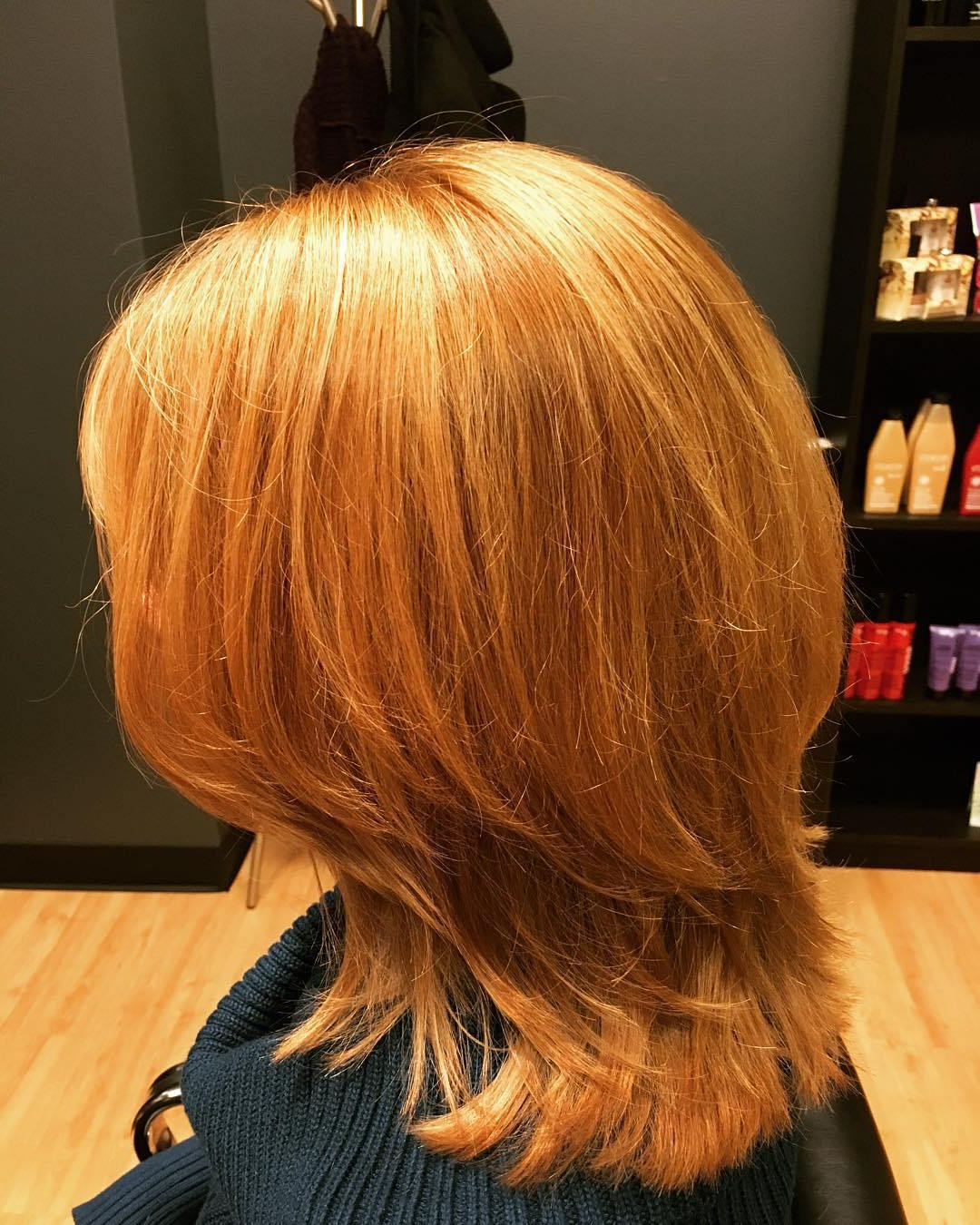 Shag Haircuts For Women (View 16 of 20)