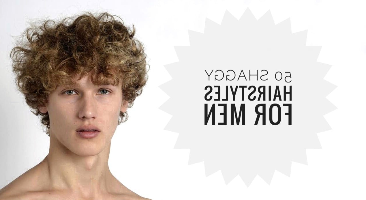 Shag Hairstyles For Men: 50 Cool Ideas – Men Hairstyles World Pertaining To Popular Straight Shaggy Locks Long Hairstyles (View 17 of 20)