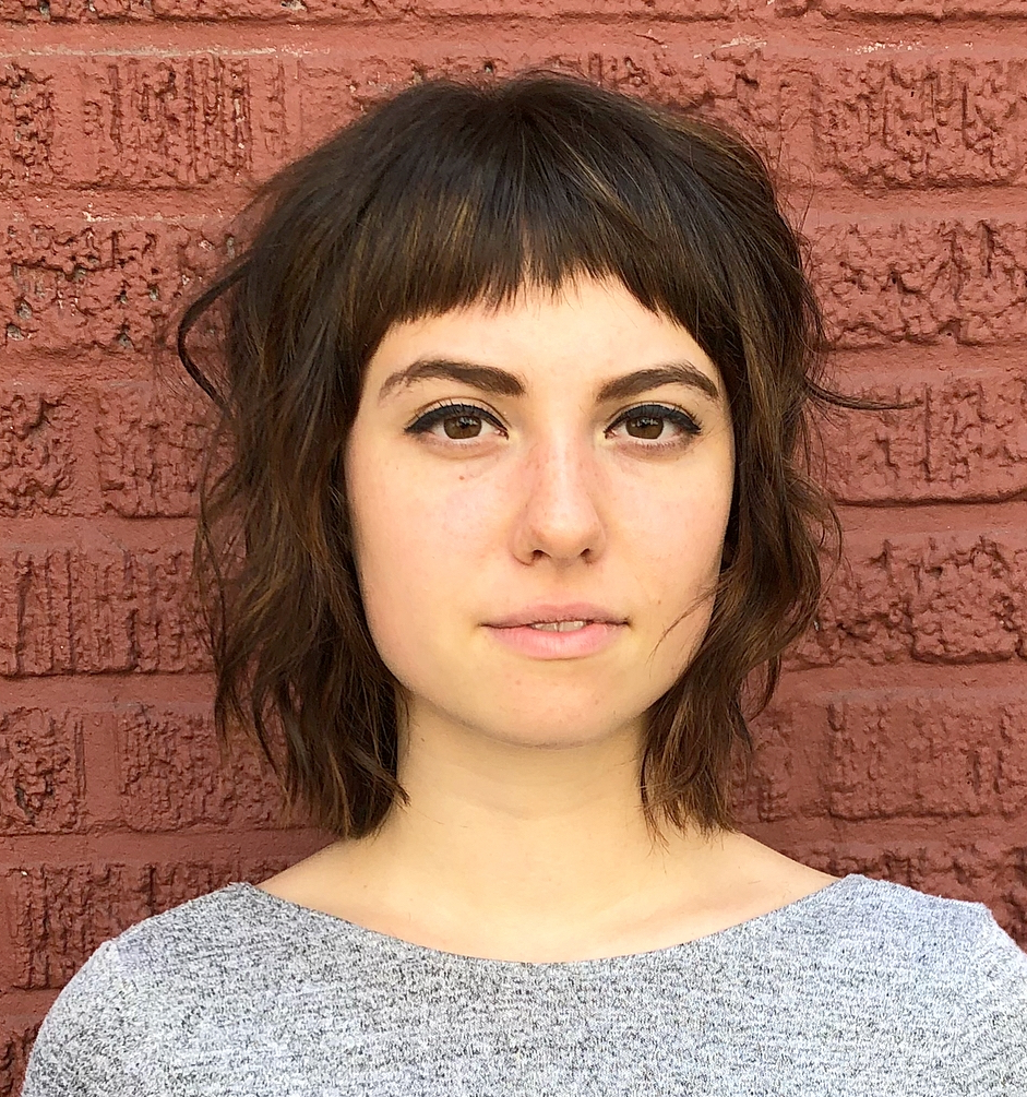 Short Bangs As A Must Have For 2019 With Short Bob Hairstyles With Cropped Bangs (View 17 of 20)