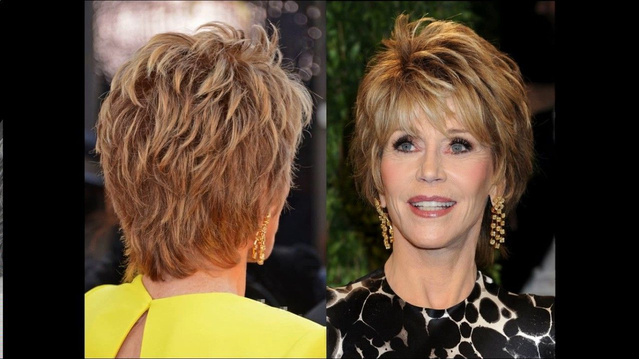 Featured Photo of Short Feathered Hairstyles