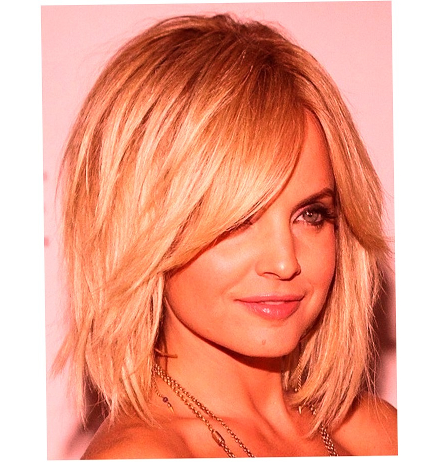 Short Hair Good For Round Faces Tags : Suitable Hairstyle Throughout Short Flip Haircuts For A Round Face (View 20 of 20)
