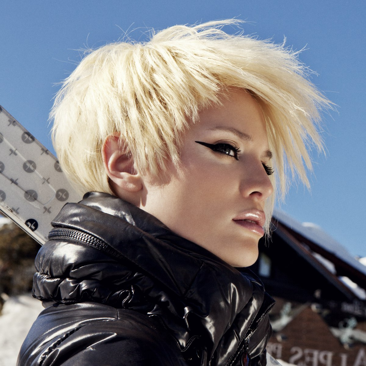 Short Haircuts And Dramatic Long Hairstyles Regarding Short Reinvented Hairstyles (View 13 of 20)