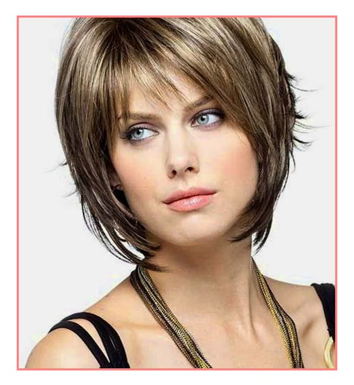 Short Hairstyle : Beautiful Hairstyles Womens Short Layered Pertaining To Trendy Short And Medium Layers Haircuts For Fine Hair (View 17 of 20)