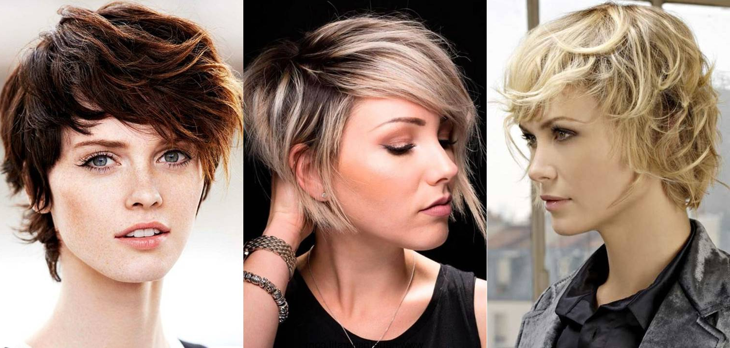 Short Shag Haircut – Short Shaggy Hairstyles For Women Within Very Short Shaggy Bob Hairstyles (View 16 of 20)