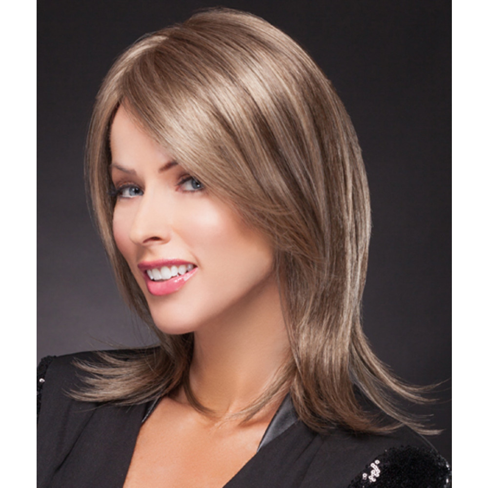 Smooth Shoulder Shagtressallure Pertaining To Jaw Length Shaggy Walnut Brown Bob Hairstyles (View 9 of 20)