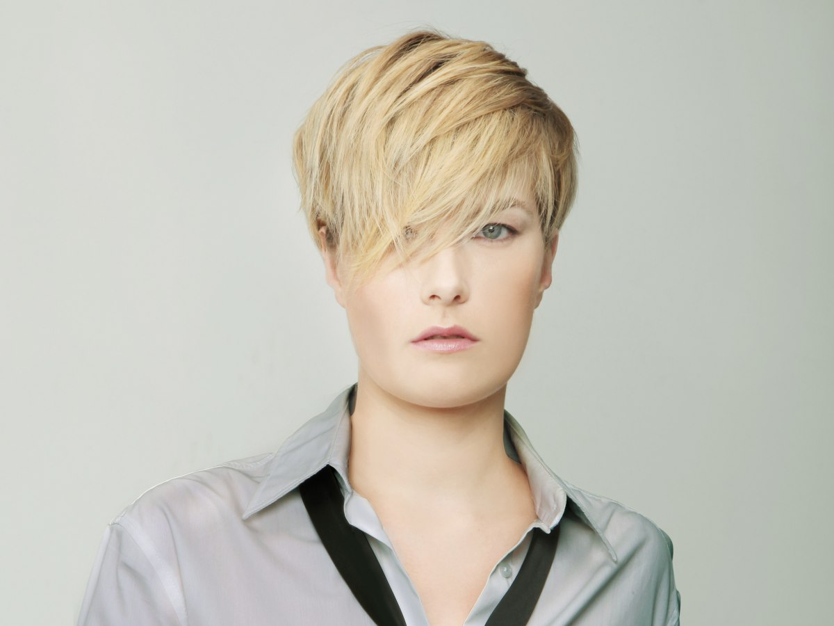 Soft Hairstyles Inspiredromance Pertaining To Short Tapered Pixie Upwards Hairstyles (View 16 of 20)