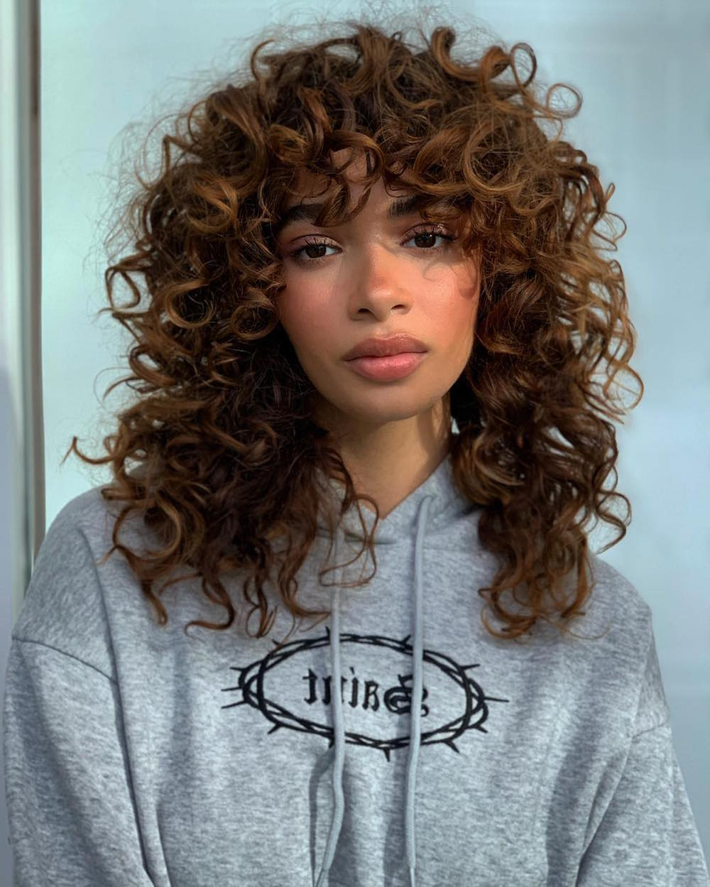 The Shag Haircut Is The It Style For 2019 – Thefashionspot With Regard To Best And Newest Long Curly Shag Hairstyles With Bangs (View 10 of 20)