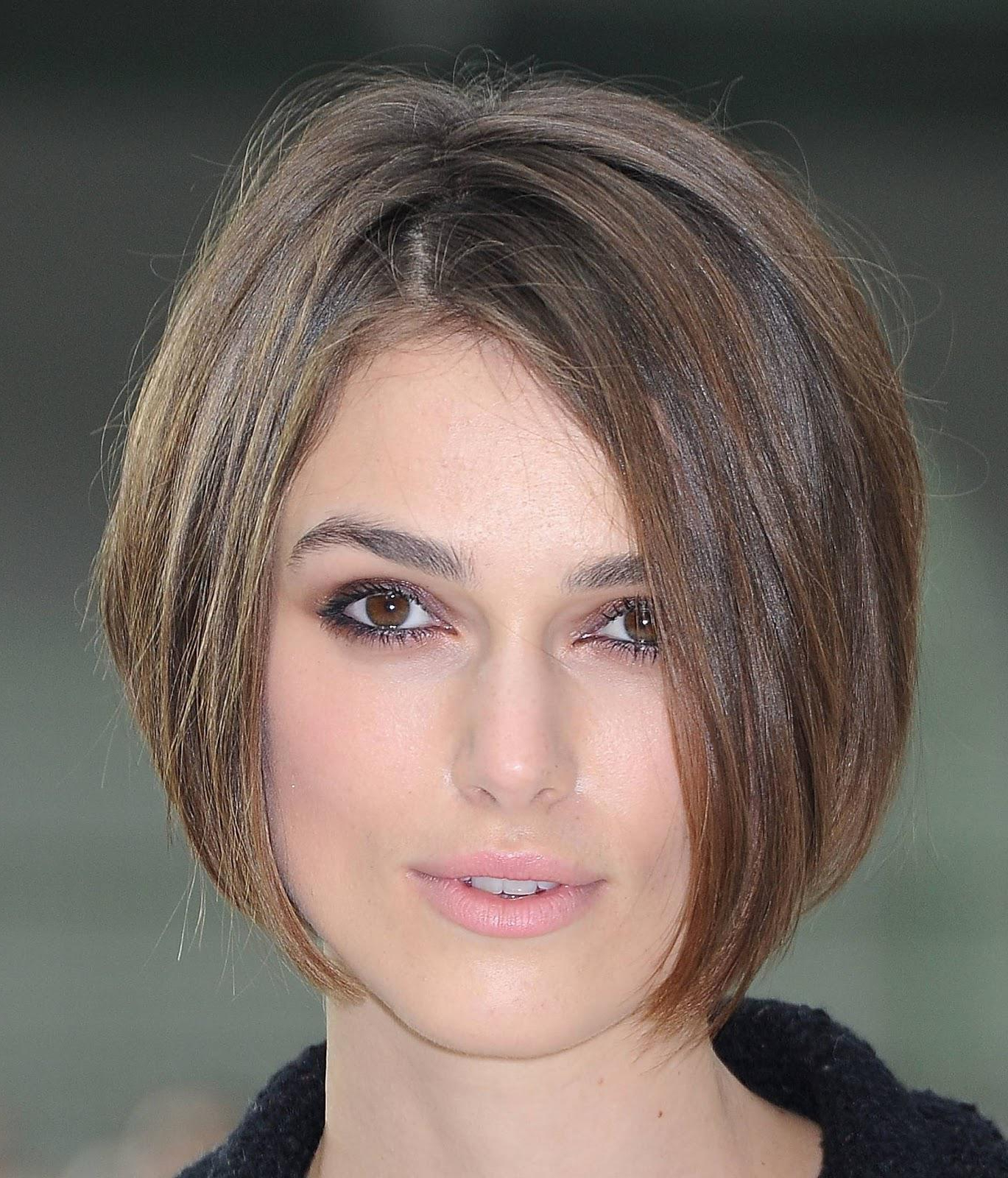 2020 Latest Cropped Hairstyles For Round Faces