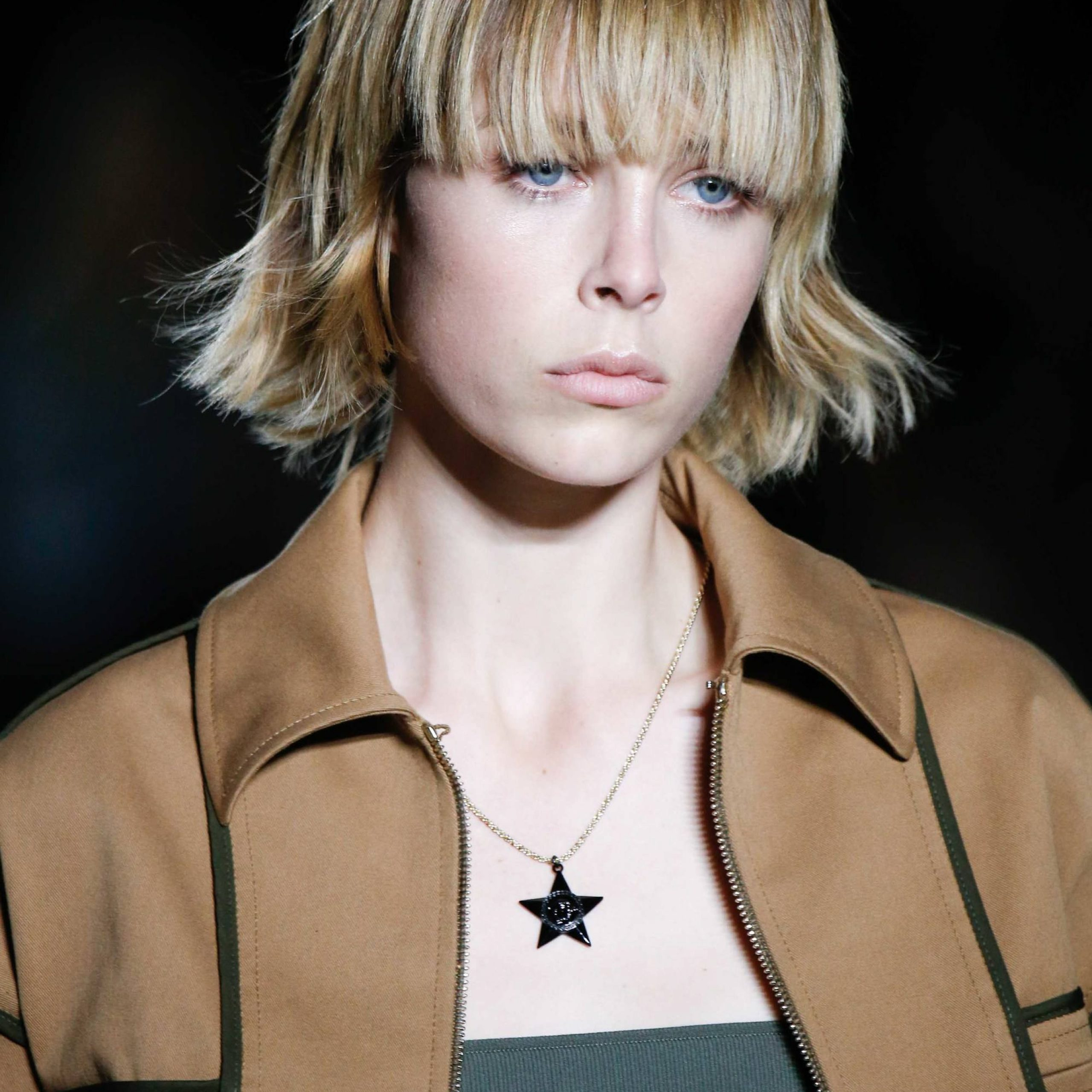 Trendy Blonde Shag Haircuts With Emphasized Layers In 39 Ways To Wear The Shag Haircut, 'cause It's Just That (View 17 of 20)