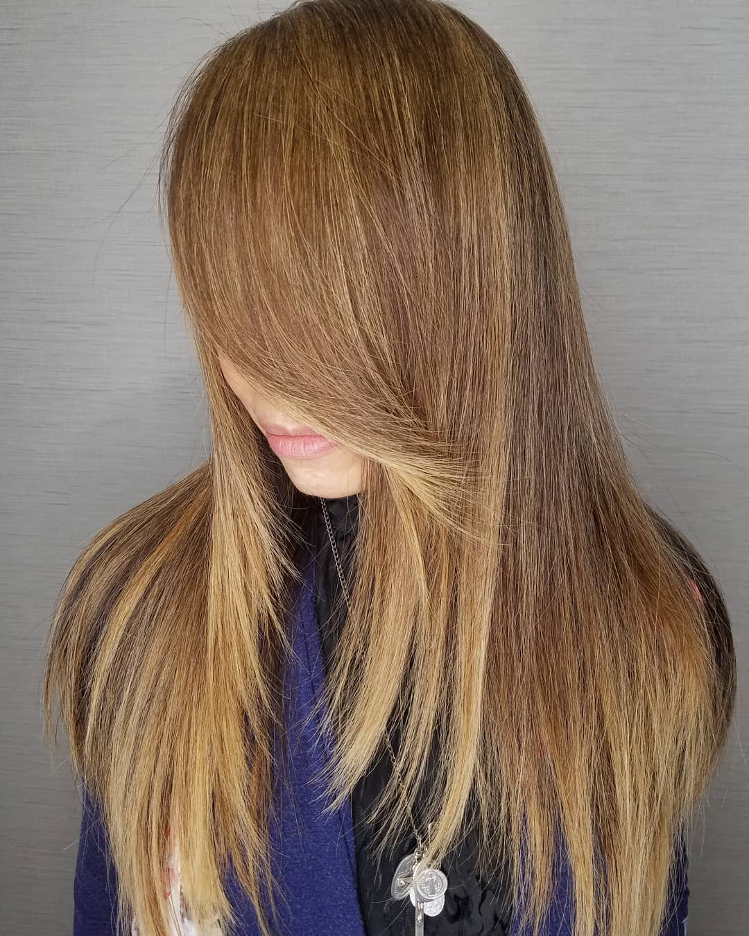 Trendy Hairstyles And Haircuts For Long Layered Hair To Rock With Recent Straight Shaggy Locks Long Hairstyles (View 9 of 20)