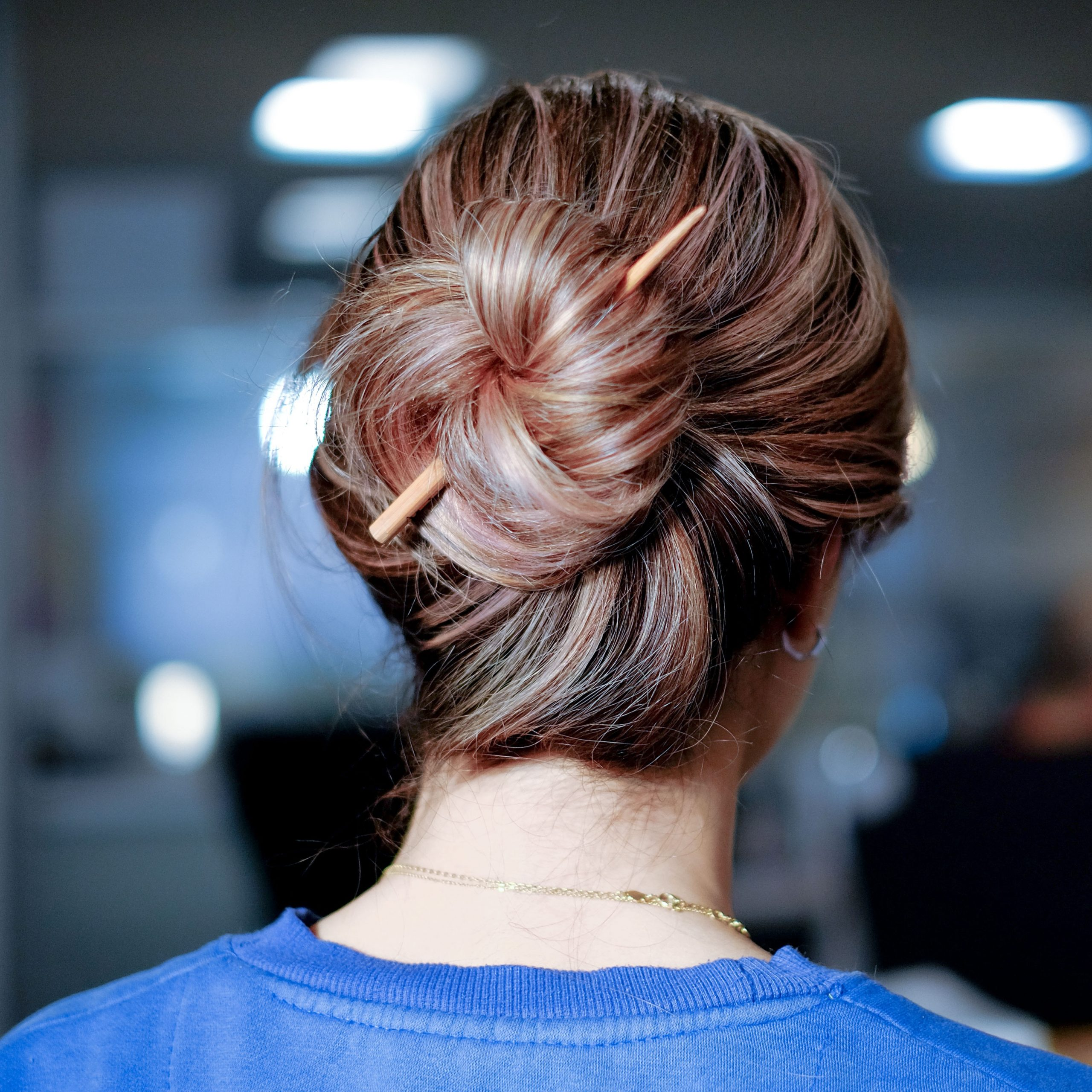 Trendy Lovely Two Tone Choppy Lob Hairstyles Intended For Mind Blowing Short Haircuts For Thin Hair (View 17 of 20)
