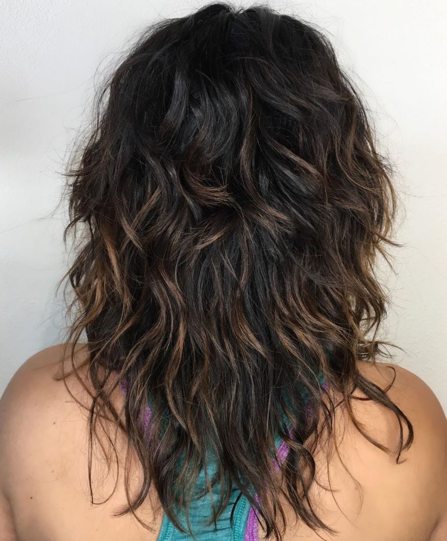 Trendy Sharp Shag Haircuts With Razored Layers Inside Pin On Hairstyles And Products (View 20 of 20)