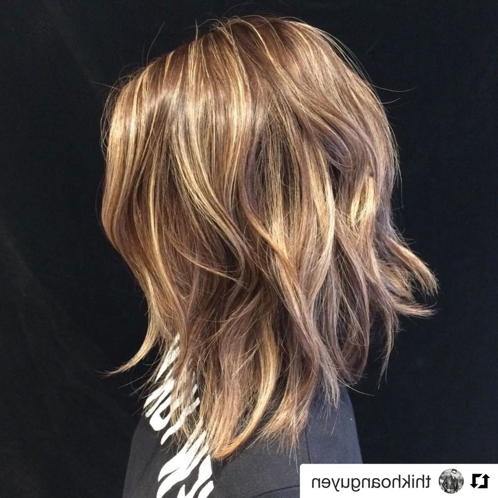 W Salon Hawaii – 217 Photos & 168 Reviews – Hair Salons Pertaining To Popular Dynamic Feathered Brunette Shag Haircuts (View 18 of 20)