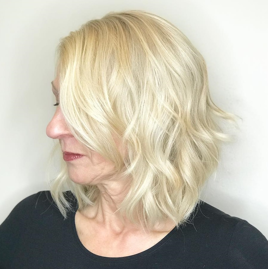 Well Known Elongated Feathered Haircuts With Regard To Bombastic Medium Length Hairstyles For Thin Hair To Sport In (View 18 of 20)