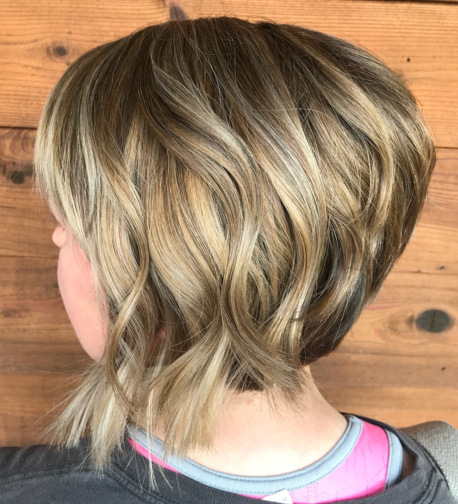 Well Known Feathered Golden Brown Bob Hairstyles Intended For Find Your Best Bob Haircut For 2019 (Gallery 10 of 20)