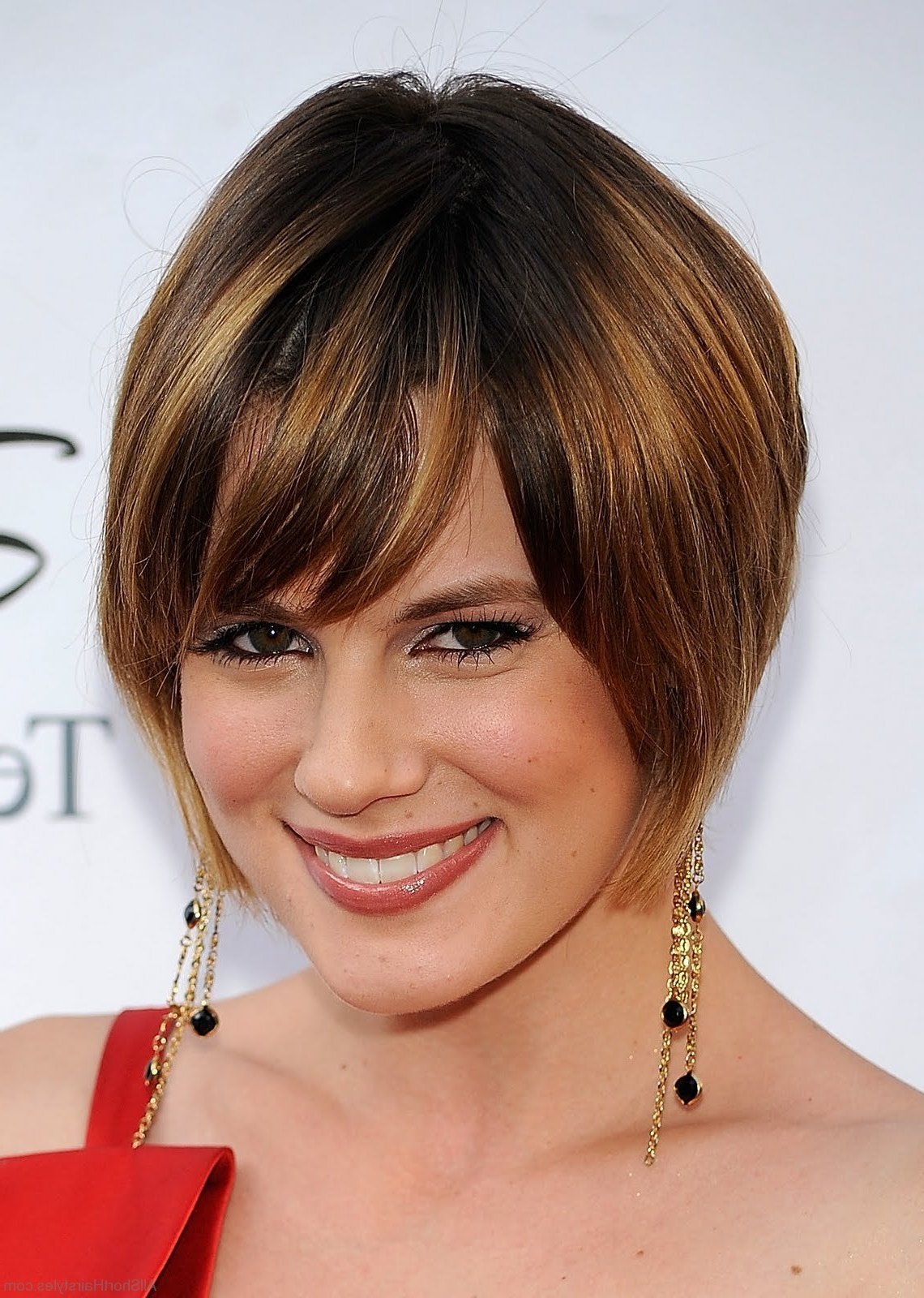 Well Known Marvelous Mauve Shaggy Bob Hairstyles Throughout 52 Awesome Short Bob Hairstyle (View 19 of 20)
