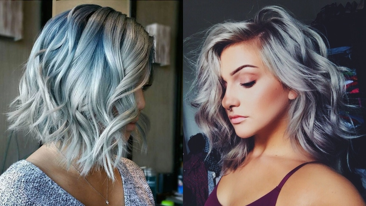Well Known Medium Silver Layers Hairstyles In 20 Most Vivacious Silver Hairstyles For Women (View 20 of 20)