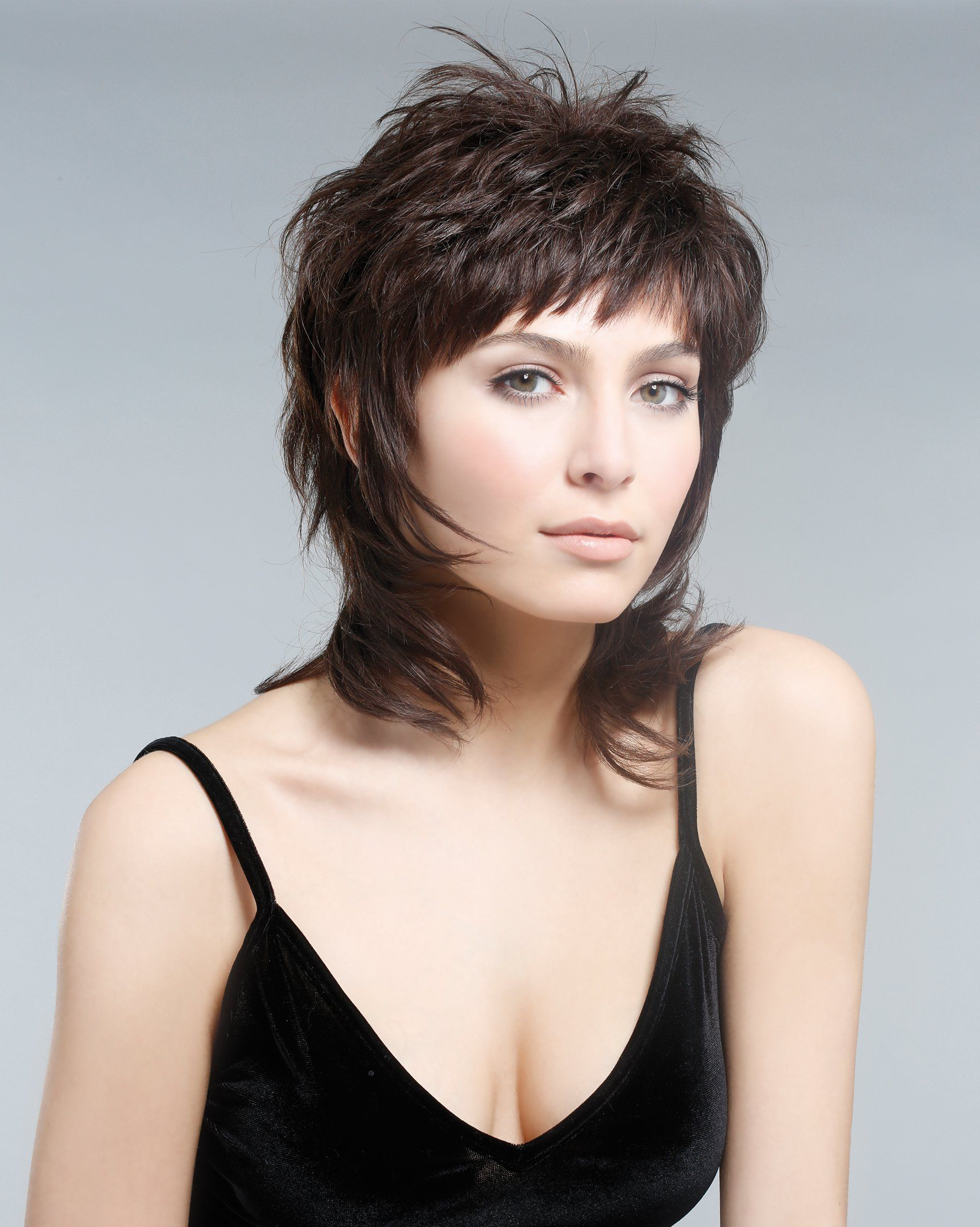 Well Known Parisian Shag Haircuts For Thin Hair With Pin On Hair Styles (Gallery 17 of 20)