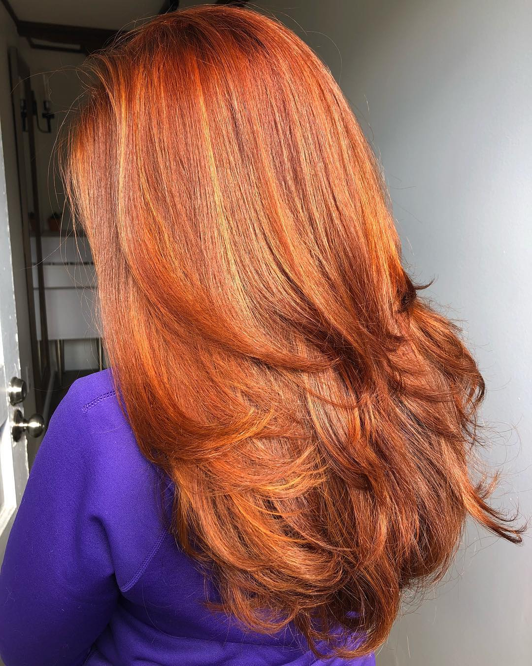 Well Liked Jagged Red Ombre Hairstyles With Regard To Bombshell Long Hairstyles For Women To Keep Up With Trends (View 13 of 20)