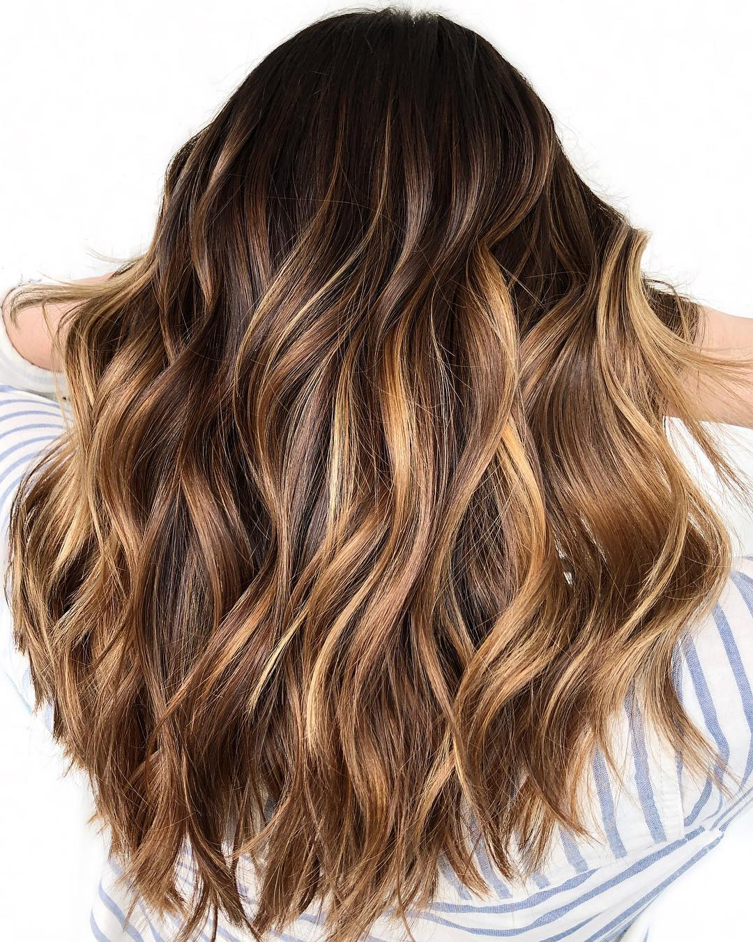 Well Liked Long Chestnut Brown Shag Hairstyles Throughout Honey Blonde Hair Inspiration (Gallery 20 of 20)