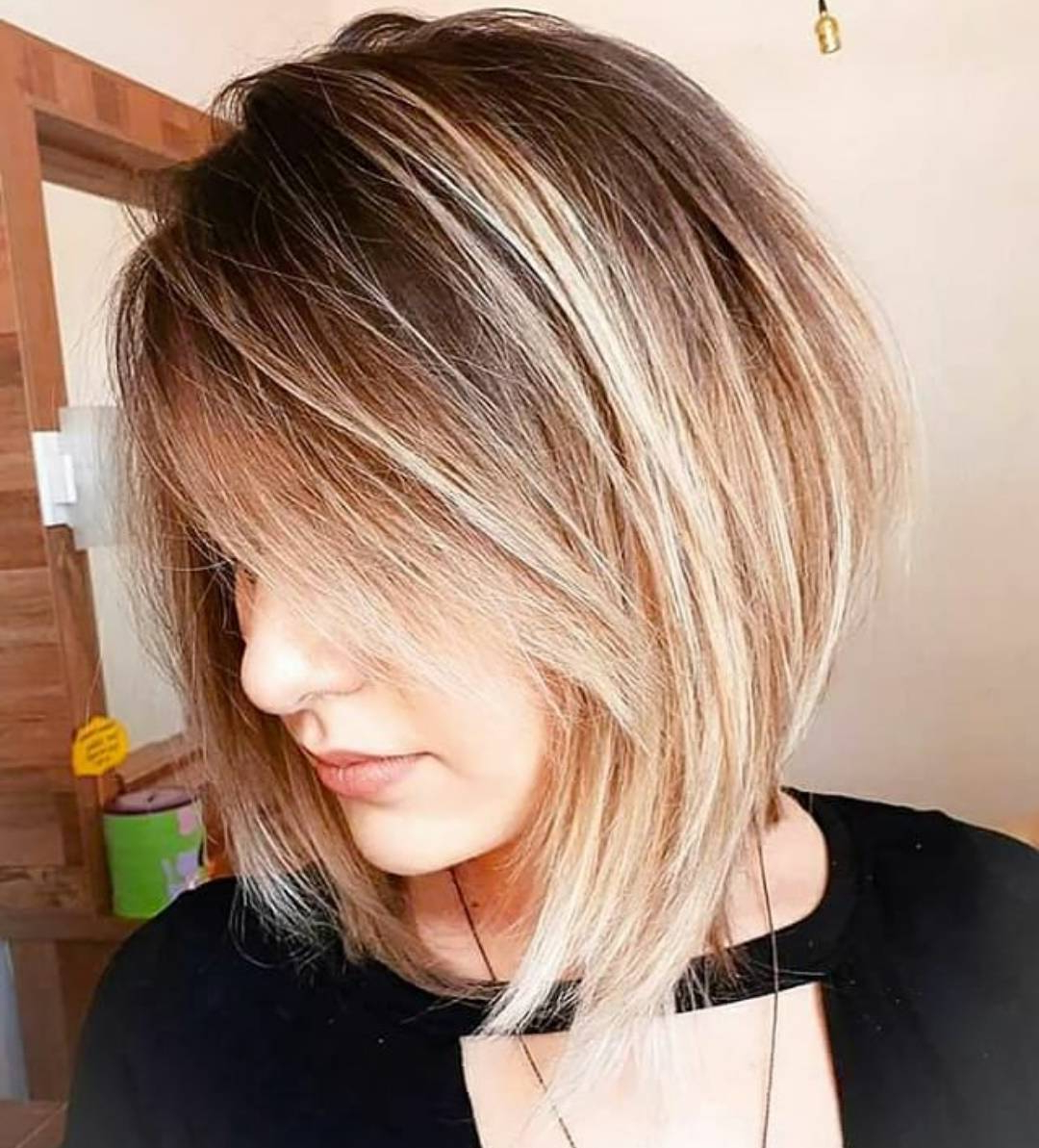 Widely Used Layered Copper Brown Haircuts For Thick Hair Intended For 10 Hi Fashion Short Haircut For Thick Hair Ideas 2020 (Gallery 4 of 20)