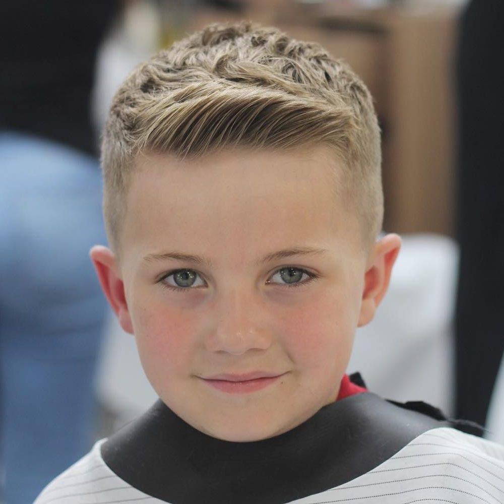 Widely Used Medium Haircuts With Cropped Top With Regard To The Best Boys Haircuts Of 2019 (25 Popular Styles) (View 6 of 20)