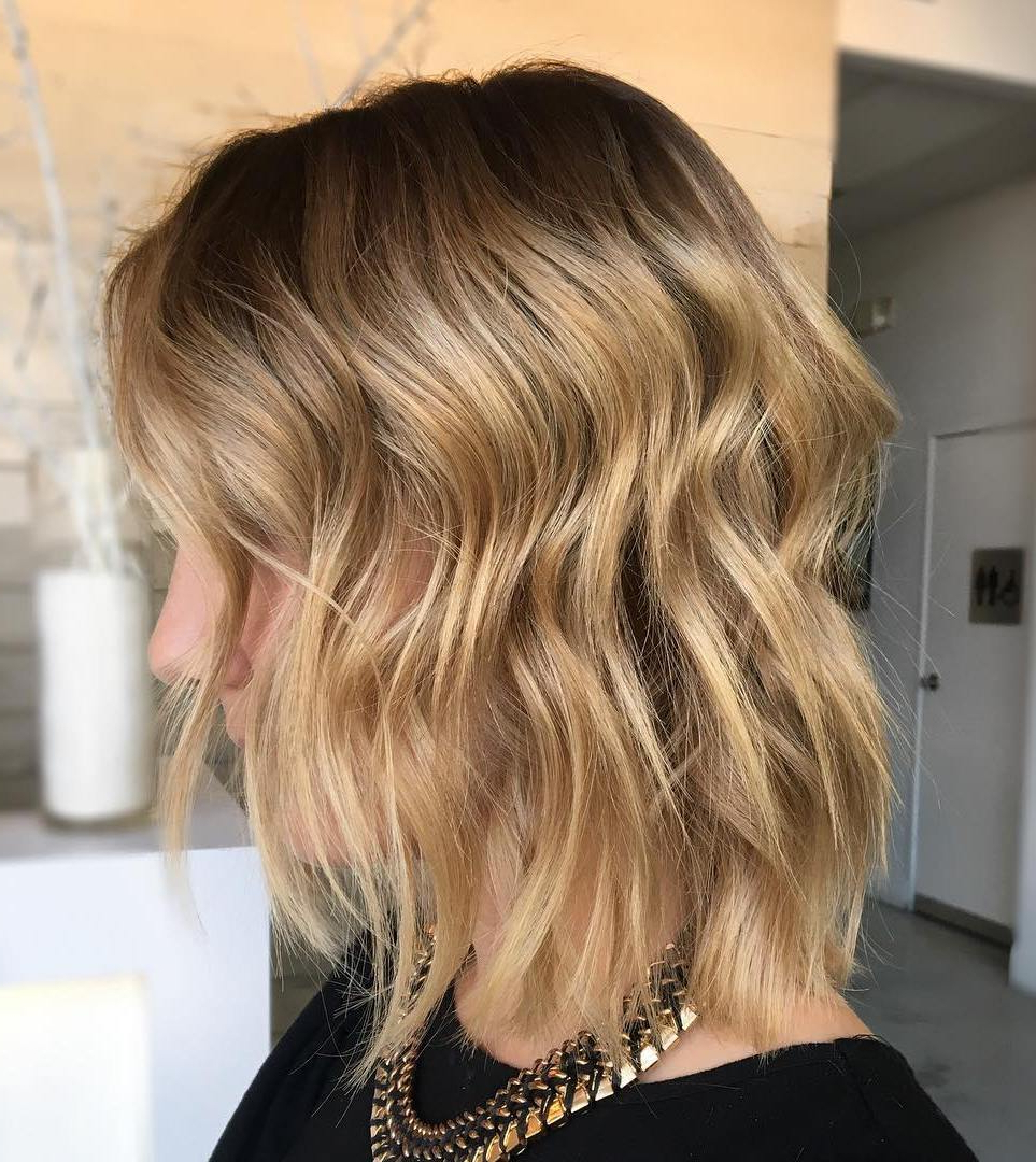 Widely Used Mid Length Sliced Bronde Haircuts With Regard To 50 Fabulous Medium Length Layered Hairstyles – Hair Adviser (View 19 of 20)