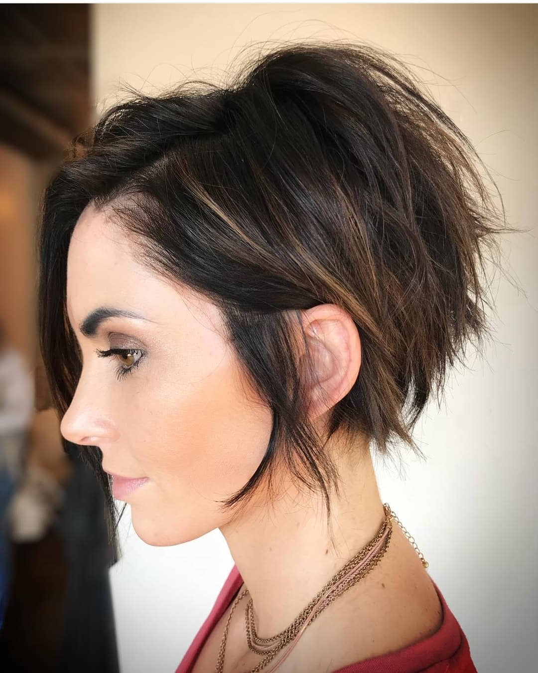 10 Pixie Haircut Inspiration, Latest Short Hair Styles For Pertaining To 2017 Dark Pixie Haircuts With Blonde Highlights (View 10 of 20)
