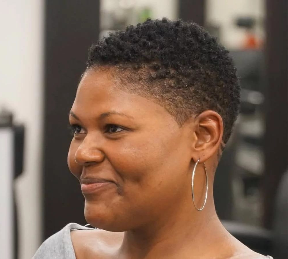 101 Short Hair Styles For Black Women 2020 – King Hair Styles Throughout Favorite Perfect Pixie Haircuts For Black Women (View 2 of 20)