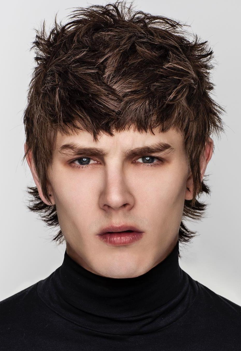 15 The Trendiest Men's Fringe Haircuts Of 2019 Intended For Recent Shattered Choppy Bangs Pixie Haircuts (View 16 of 20)