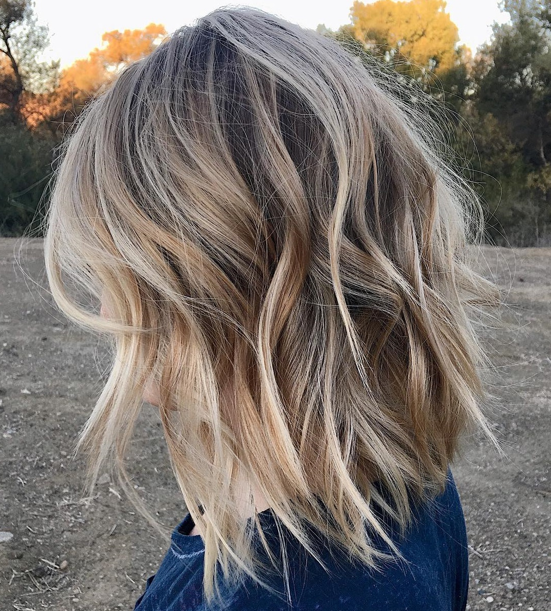 2017 Layered And Textured Bob Hairstyles With Regard To 40 Awesome Ideas For Layered Bob Hairstyles You Can't Miss (View 2 of 20)