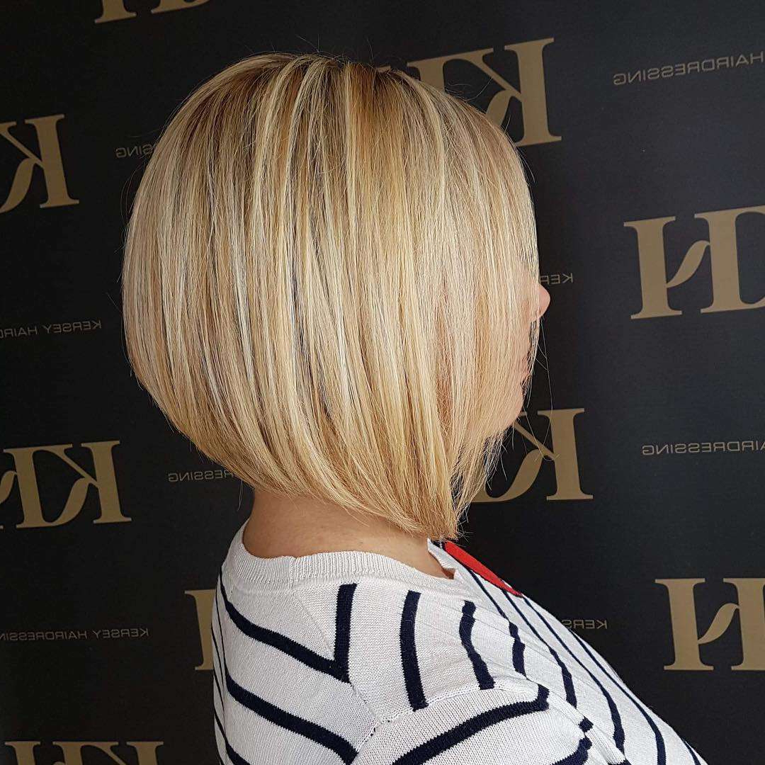 2017 Short Cappuccino Bob Hairstyles Within Latest Bob Haircut For Women 2019 » Short Haircut Ideas (View 8 of 20)