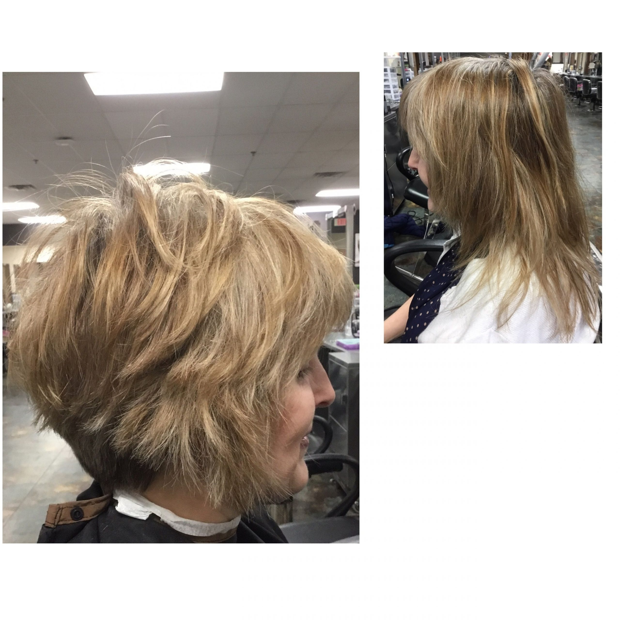 2017 Textured And Layered Graduated Bob Hairstyles Inside Pin On Women's Haircuts (View 1 of 20)