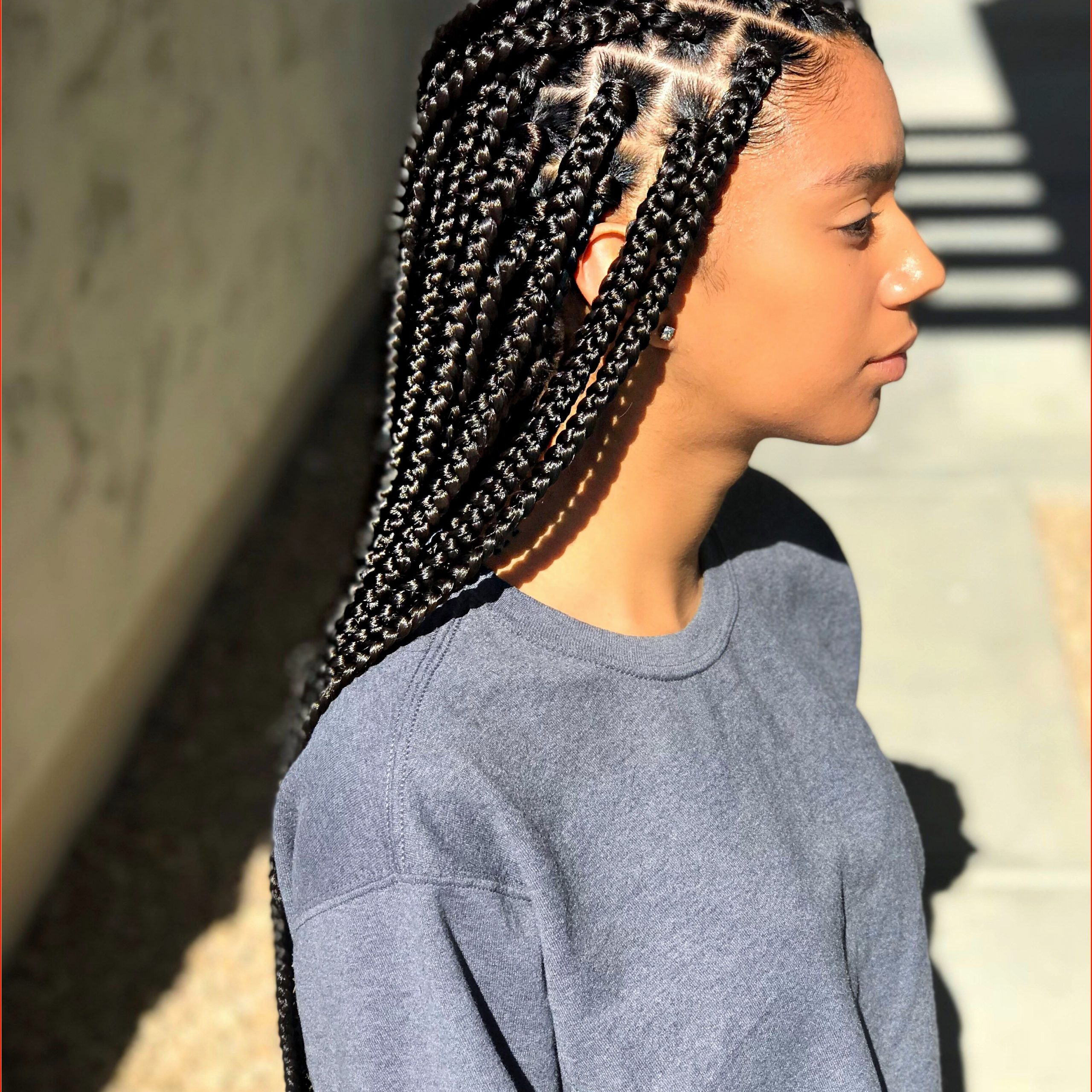 2019 Cornrow Accent Braids Hairstyles Within Beautiful Cornrows 2019 Hairstyles Gallery Of Hairstyles (View 2 of 20)