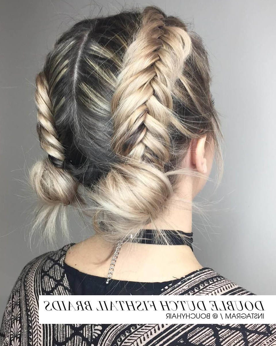 2019 Fishtail Crown Braid Hairstyles Intended For Nume Blog – Enjoy The Ride, And Great Hair: Theme Park Proof (View 1 of 20)
