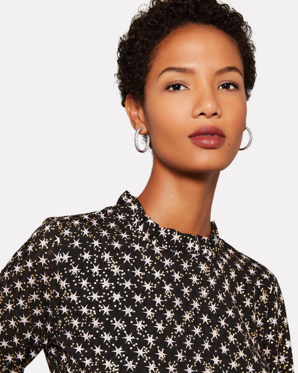 2020 Hoop Embellished Braids Hairstyles Pertaining To Tire Crystal Embellished Hoop Earrings (View 14 of 20)