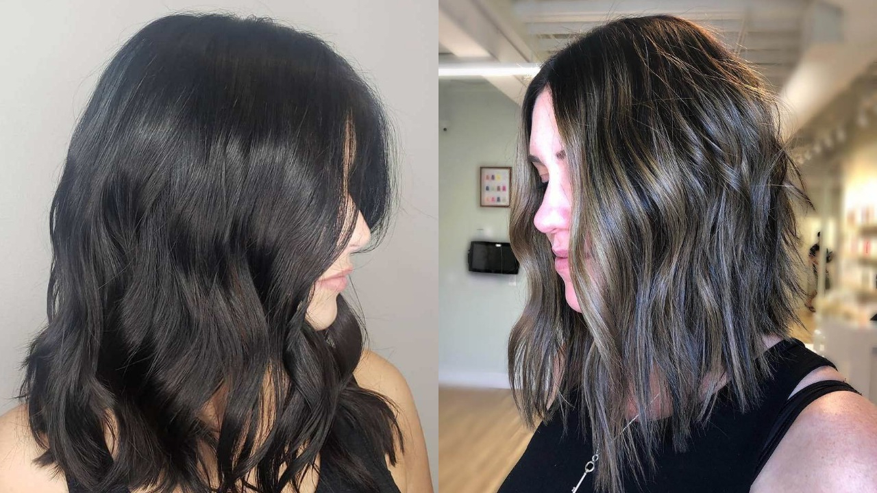 25 Amazing Long Bob Haircuts For Every Women Within Fashionable Layered And Textured Bob Hairstyles (View 3 of 20)